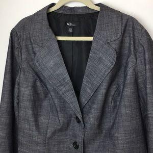 Woman's AGB blazer sz 20w